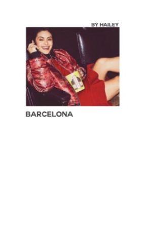 BARCELONA. ▷ BRANDON LARRACUENTE  by nancyswheeIer