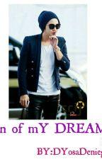 Man Of My Dreams by DYoSaDeniega