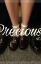Precious H.S au by HS_for_life0_0