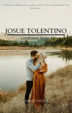 GENTLEMAN Series 11: Josue Tolentino by Dehittaileen