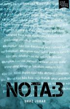 (preview) NOTA: 3 - sebuah novel Shaz Johar by BukuFixi