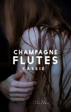 Champagne Flutes   ✓ by awkwardxfreak
