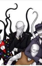 ASK/DARE SLENDERMAN AND HIS BROTHERS by SamoanaGirl101