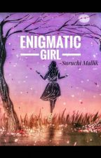 Enigmatic Girl by SuruchiMallik