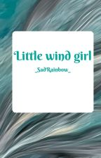 Little wind girl *Ninjago* by _SadRainbow_