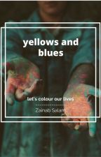 yellows and blues by ZeeSalam