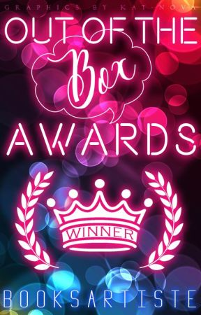 Out Of The Box Awards by Booksartiste