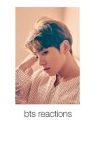 ; bts reactions ; (slow updates) by i_udon