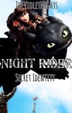 Night Rider: Secret Identity by TheVioletNights