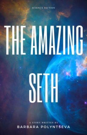 The Amazing Seth 👽 by thetanookiqueen