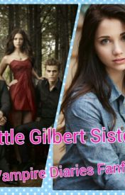 Little Gilbert Sister(Vampire Diaries) by The_Arts_Girl