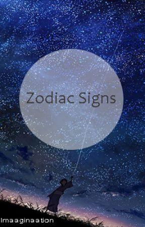 Zodiac Signs by Imaaginaation