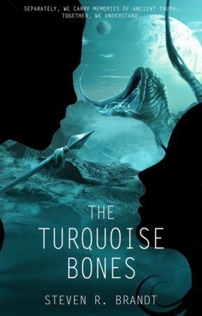 The Turquoise Bones by StevenBrandt