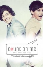 Count on me | l.s. by TheLittleLady03