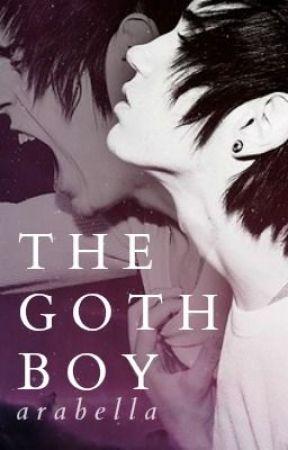 The Goth Boy by unforgiven_mess