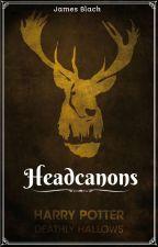 Harry Potter ➤ Headcanons by Roiben