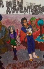 A New Adventure Begins: Pelsary and Kaisa! by SaiyanElite