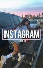 Team 10; Instagram // completed.  by dailyxdolan