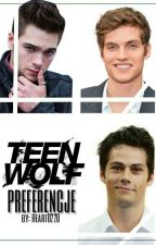Teen wolf - preferencje  by Heart_0220