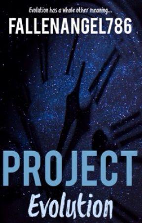Project Evolution by fallenangel786