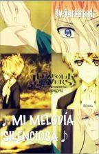♪MI MELODÍA SILENCIOSA♪//SHUU SAKAMAKI// EDITANDO by Darkblooding