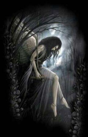 Lost wings by happybee13