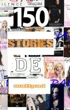 150 historias de Wattpad by Roci001