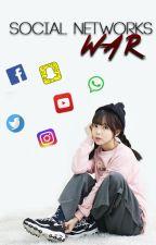 Social Networks War ✉ 2Nam/ChanBaek/Yoonmin/HunHan by _NamKyu