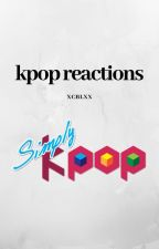 kpop reactions  [PL] by xcblxx