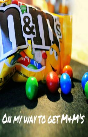On my way to get M&M's (Completed) by Adsila_Nayeli