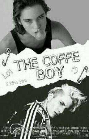 The Coffe Boy ☀ by aurypg4