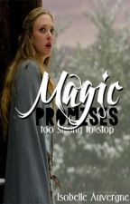 Magic Promises by callicloudy