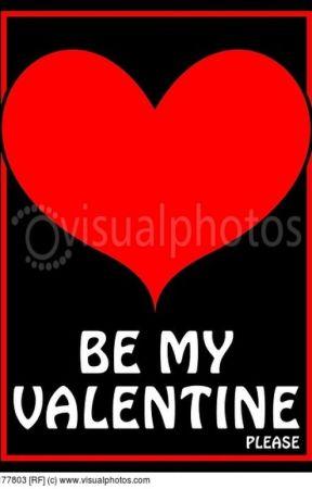 Be my Valentine? by xXSilverwolf99Xx