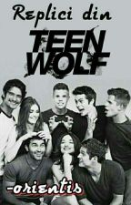 Replici din Teen Wolf by -orientis