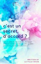 |C'est un secret, d'accord ?| Girl x Girl by courf_princesse