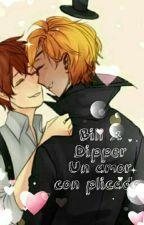 Bill x Dipper Un Amor Con Plicado by yim138