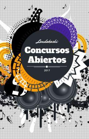 Concursos Abiertos (2017) by Landakashi