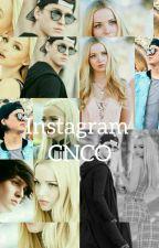 Instagram CNCO (Reescribiendo) by Pochosaurus