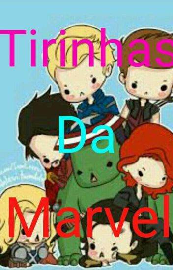 tirinhas da Marvel