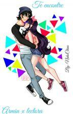 Amor Virtual (Armin X Lectora ) by Nahochino