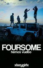 FOURSOME by xLazyGirlx