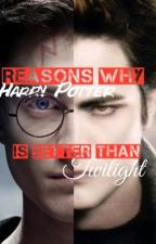 Reasons Why Harry Potter is Better than Twilight by HaileePower41