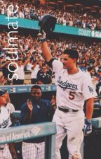 soulmate «-» corey seager by thedivinenow