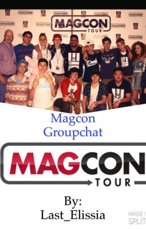 Magcon Groupchat by Lxstsoulx