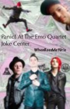 Panic! At The Emo Quartet Joke Center by hotspaceroger