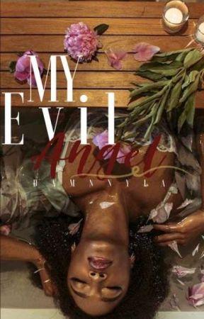 My Evil Angel by DamnNyla