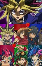 Snow White & the Seven Princes (Yu-Gi-Oh) by Tsukiko05