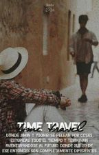 Time Travel. ⌚ [YoonMin] by Luciana2704