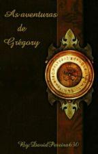 As Aventuras de Grégory by DavidPereira630