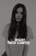 ASIAN FACECLAIMS by ASIANUNITY